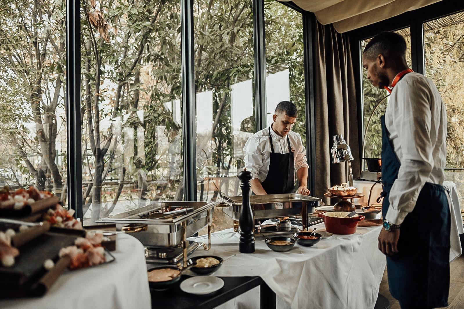 brunch restaurant Asnières